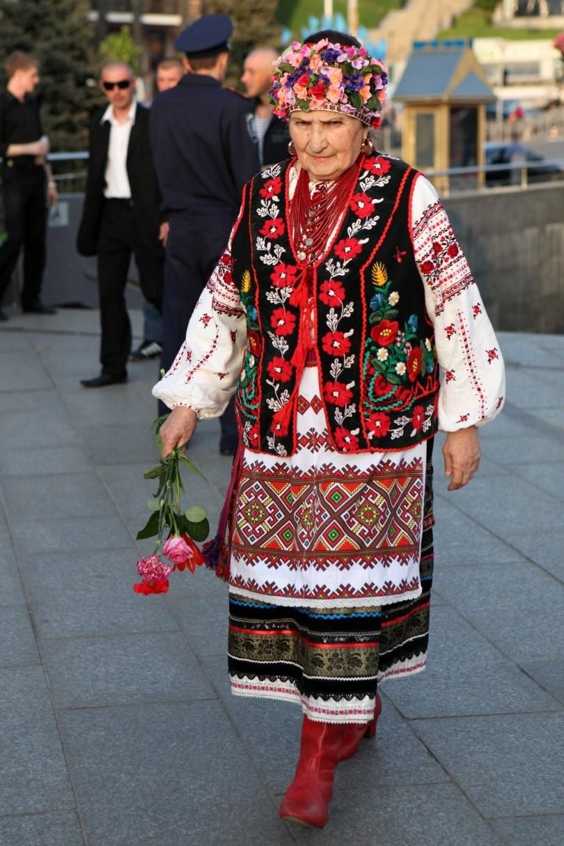 ukraine costume